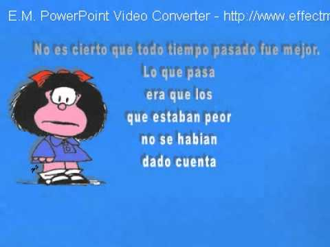 Frases Mafalda Avi Youtube