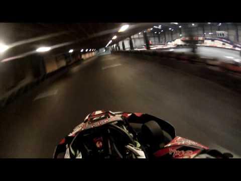 Indoor Championship Round 4 Matt Arnold - Race