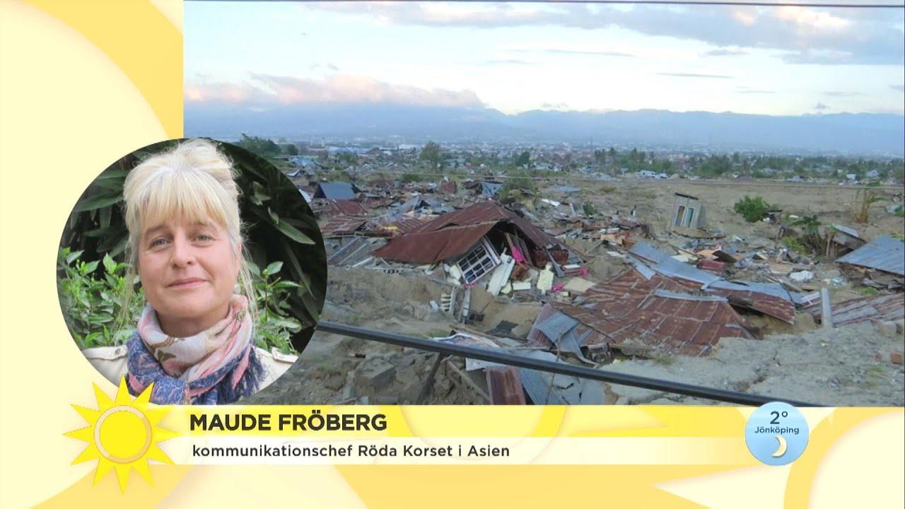 Kraftigt jordskalv i indonesien 1
