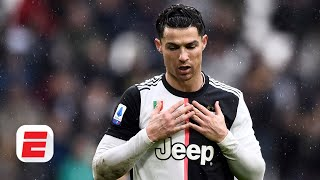 Does Cristiano Ronaldo need to adjust his playing style? | Serie A