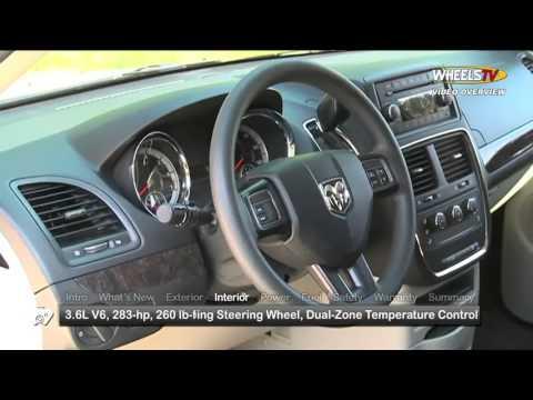 2014 RAM C V Tradesman Test Drive