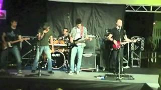 THUNDERSTRUCK - Carlo Minonni Guitarist - 22/04/2011 - Mandela Forum firenze