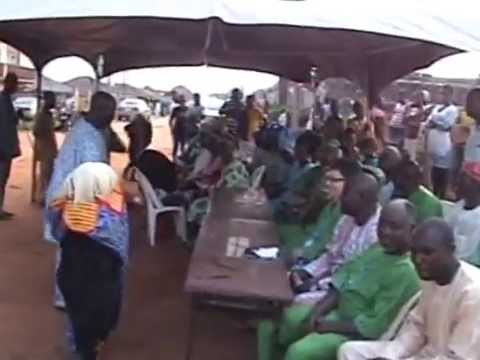 Egungun Festival - Ilishan Remo, Ogun State, Nigeria