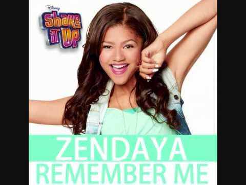"Zendaya - Remember Me (from ""Shake It Up"")"