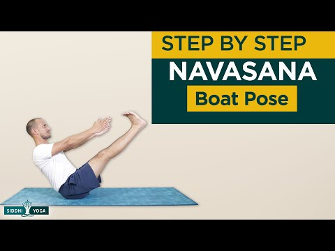 Navasana (Boat Pose) Benefits, How to Do & Contraindications by Yogi TaraSiddhi Yoga