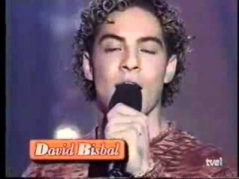 David Bisbal y Naim Thomas