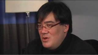 Alan Gilbert on Pinchas Zukerman