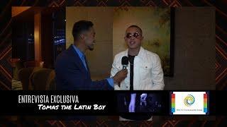 Tomas The Latin Boy-Entrevista Exclusiva HCS TV