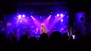 Adam Ant live at the Concorde 2, Brighton – 8th April 2015