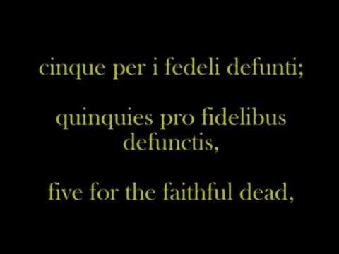 In taberna quando sumus - Carmina Burana | italiano latino english testo lyrics