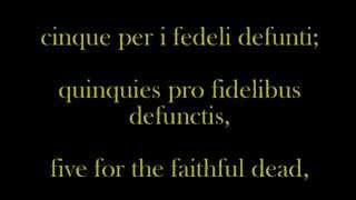In taberna quando sumus - Carmina Burana   italiano latino english testo lyrics