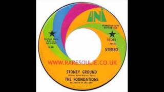 The Foundations - Stoney Ground - Uni