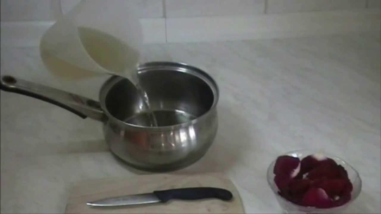 Favorit Rosenwasser selber machen - YouTube CZ83