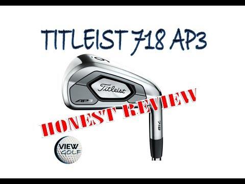 *NEW* Titleist 718 AP3 Irons - Honest Review