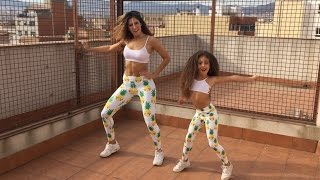 FAMILY GOALS - DANCE COMPILATION - ALEXIA & BRENDA