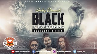 Rockaz Elements - Black Is Everything - August 2020