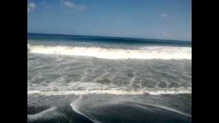 Caribbean Sea Layou Beach, Dominica
