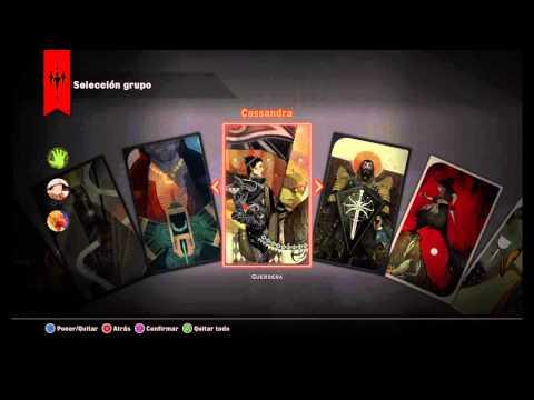 Dragon Age Inquisition - Como resetear tu hoja de Personaje (Tutorial)