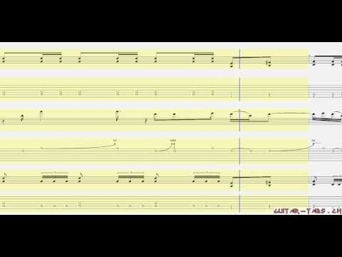 Iron Maiden Tabs - The Ides Of March