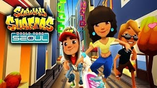 Subway Surfers: Seoul - Samsung Galaxy S3 Gameplay