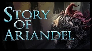 Dark Souls 3 Dlc ► The Story Of Ariandel