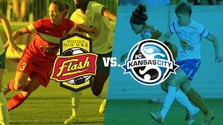 Western New York Flash vs. FC Kansas City May 8, 2015 - 7:00 PM ET Sahlen's Stadium.