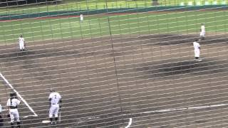 第97回全国高校野球選手権奈良大会2回戦@佐藤薬品スタジアム 郡山vs...