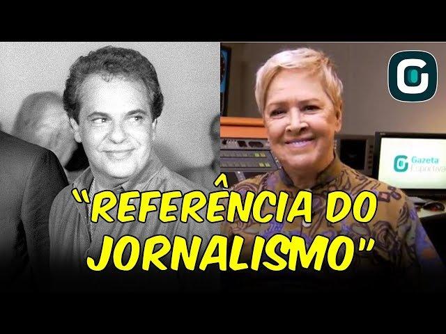 """Roberto Avallone foi uma REFERÊNCIA DO JORNALISMO"", diz Regiani Ritter (26/02/19)"