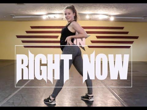 NICK JONAS, ROBIN SCHULZ- Right Now | #theINstituteofDancers | Choreographer Alyssa Lenay