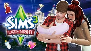 Repeat youtube video Let's Play The Sims 3 Late Night || Part Three ||