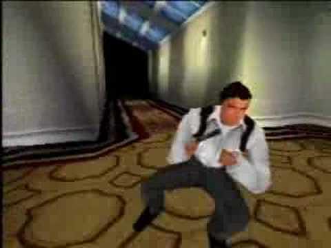 007 Tomorrow never dies PSX Intro