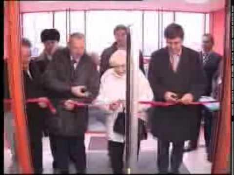Открытие ветеранского магазина в Мурманске
