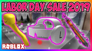 Roblox Labor Day Sale 2019 Explained