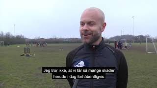 FysioDanmark - Sponsor for KlubFællesskabet i Randers FC