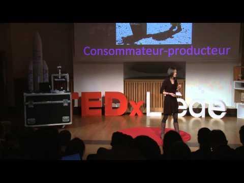 Innovation alimentaire : Retour vers le futur   Dorothée Goffin   TEDxLiège