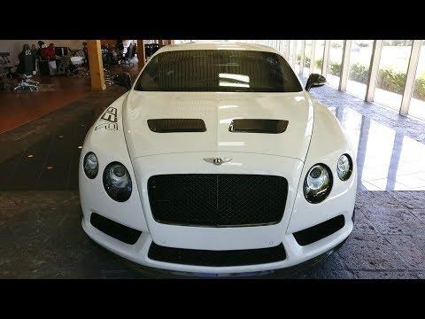 The Most Un-Bentley Bentley Ever?   Columbus Vlog Pt.1