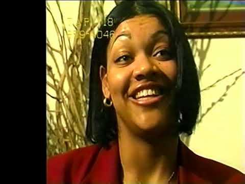 Tawana Brawley 1998  TAP VIDEO CLEMSON BROWN