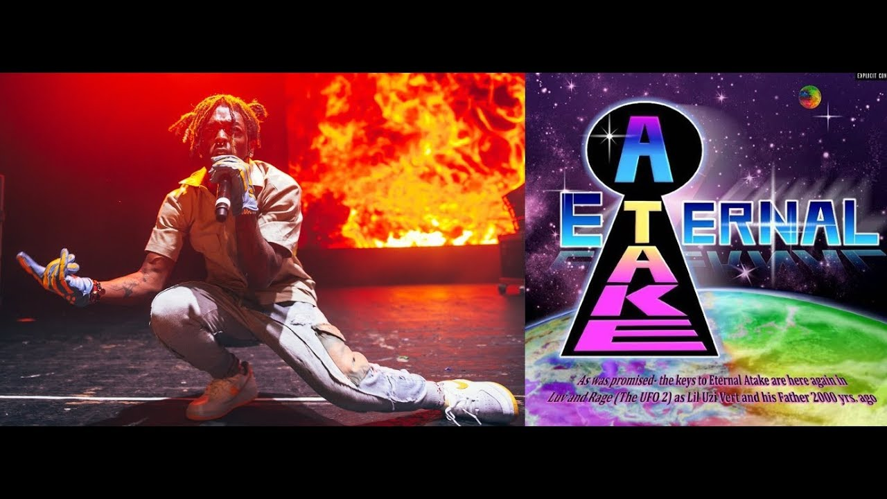 "Lil Uzi Vert's ""Eternal Atake"" Cover Art Inspired By A Weird"