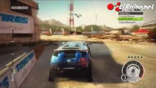 Vídeo análisis/review Colin McRae: DIRT 2 - X360/PS3