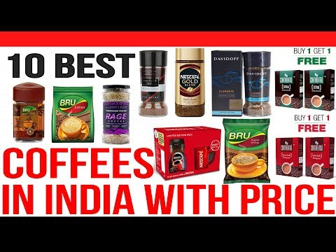 Top 10 Best Coffee In India With Price