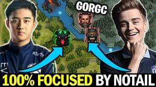 ABED SF vs Notail, Gorgc — 100% Focused & Comeback Dota2