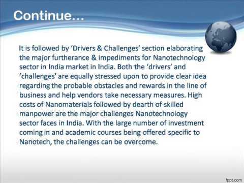Bharat Book Presents: Nanotechnology Market in India 2012