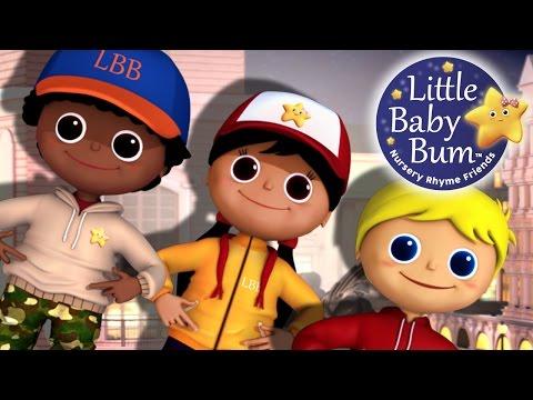 Open Shut Them   Nursery Rhymes   By LittleBabyBum!