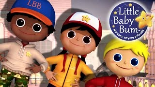 Open Shut Them | Nursery Rhymes | By LittleBabyBum