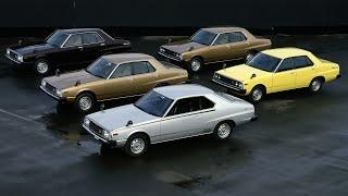 1977 Nissan Skyline (C210-C211) Promotional Video Vintage Japan Rare