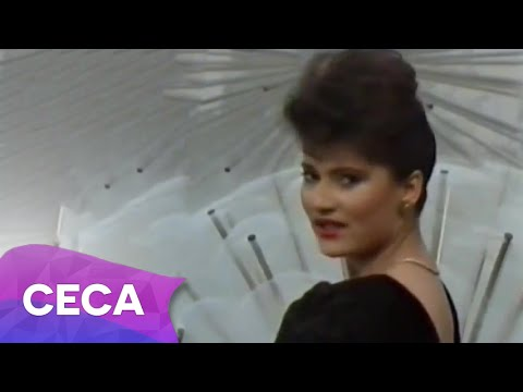 Ceca - Lako je tebi - (Official Video 1990)