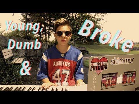 Young Dumb & Broke - Khalid | Christian Lalama
