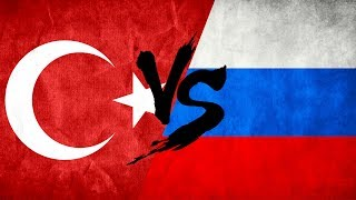 Турция VS Россия | Противостояние