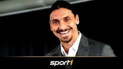 Ibrahimovic steigt bei Fußballverein ein | SPORT1 - DER TAG