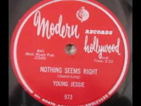 Young Jessie - Nothing Seems Right